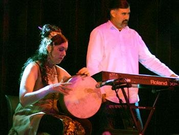 Solace Tour Percussion